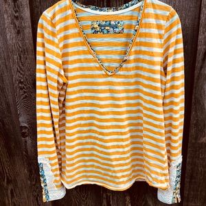 Anthropologie Long-sleeve Tee